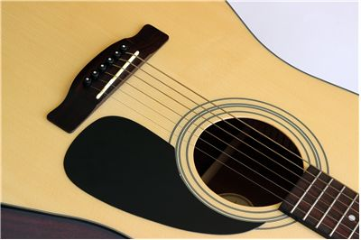 Acoustic Guitar with Strings