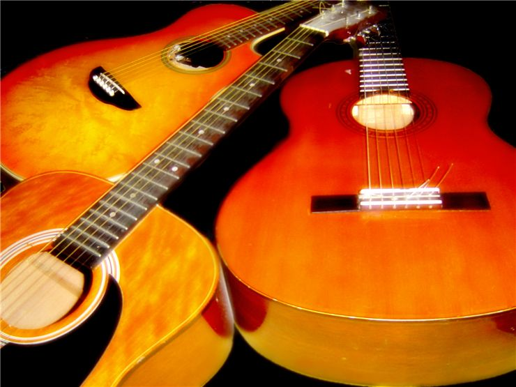 Acoustic Guitars Type
