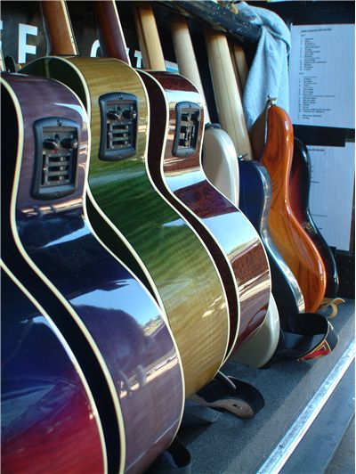 Guitars for Concert